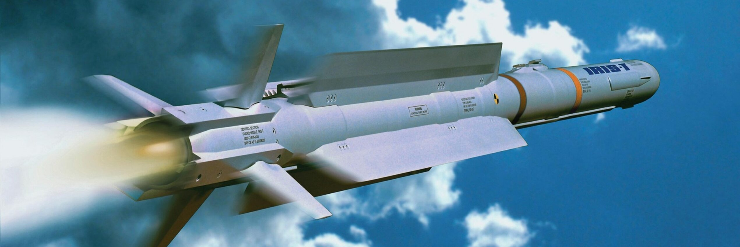 IRIS-T, Air-to-Air Guided Missile
