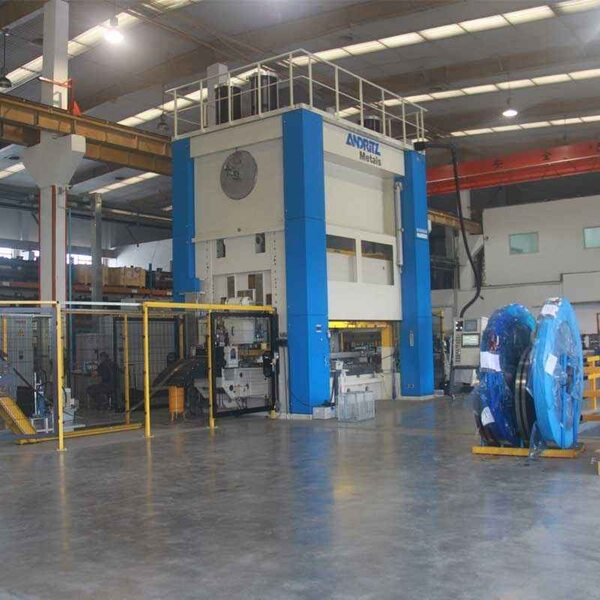 New steel synchronizer ring production in China