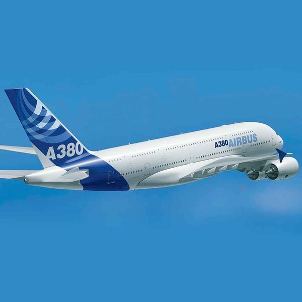 Diehl, a prominent figure in the Airbus A380 with major work packages: