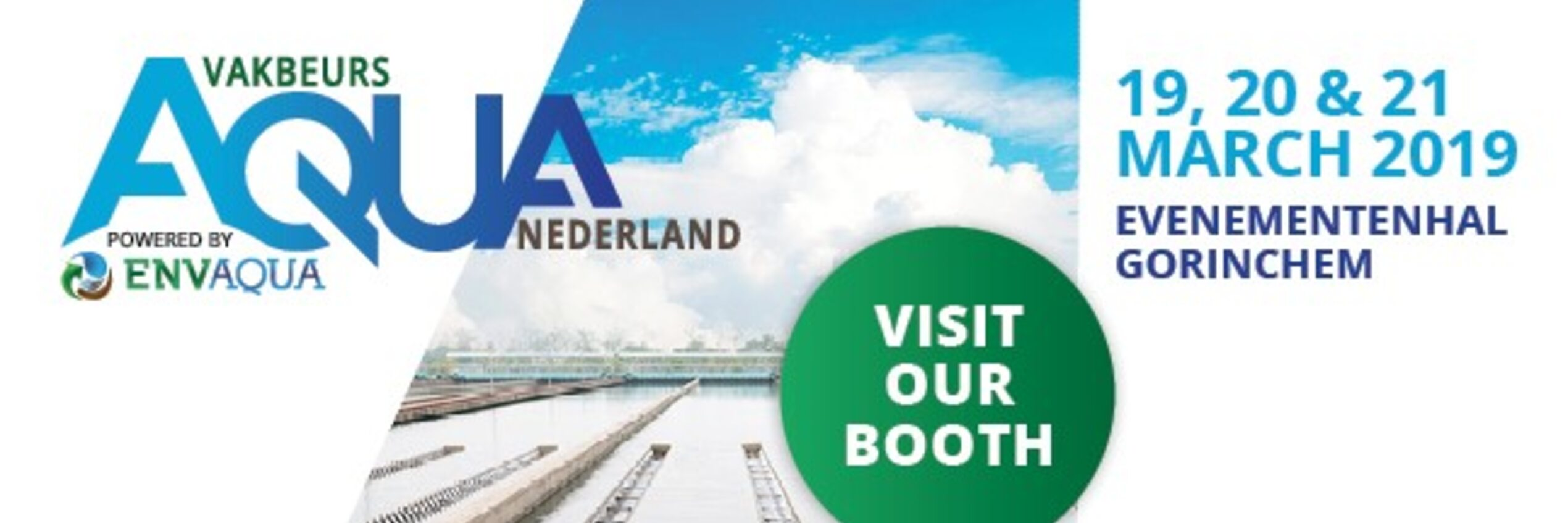 AQUA NEDERLAND VAKBEURS: The Dutch Water Trade Fair
