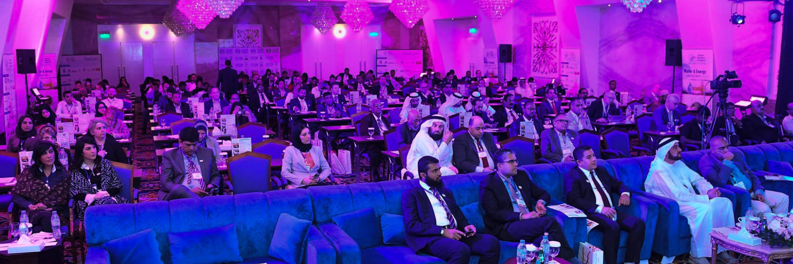UAE congress provides prime spotlight for Smart Metering Solutions