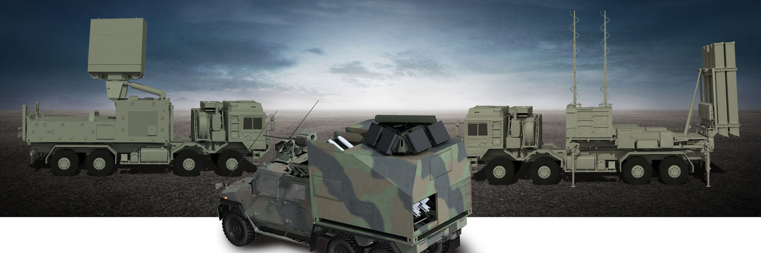 New Bundeswehr air defence system: Rheinmetall, Diehl and Hensoldt are lining up together