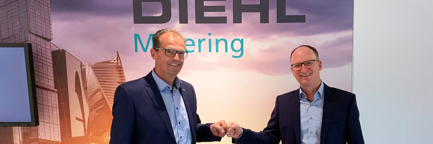 Reiner Edel succeeds Thomas Gastner as CFO of Diehl Metering