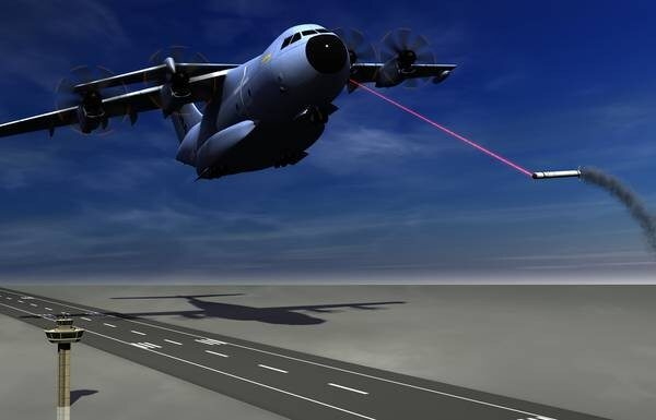 Laser Technology: Precision in Missions