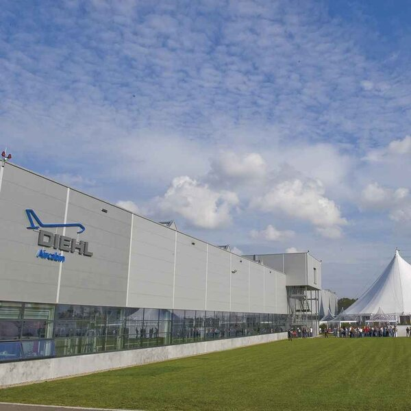 Diehl and Thales take over the Airbus factory in Laupheim: