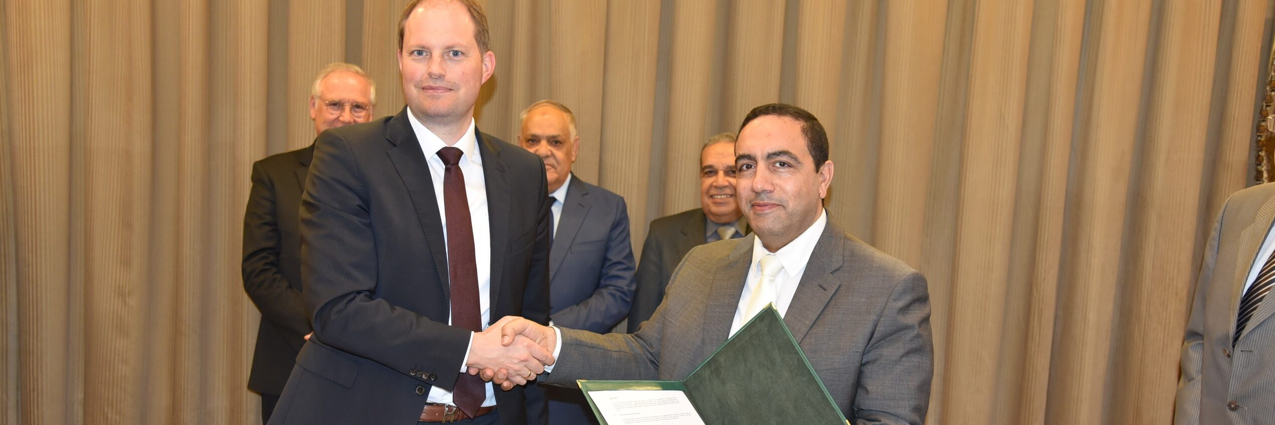 Arab Organization for Industrialization (AOI) signs MoU with Diehl Metering