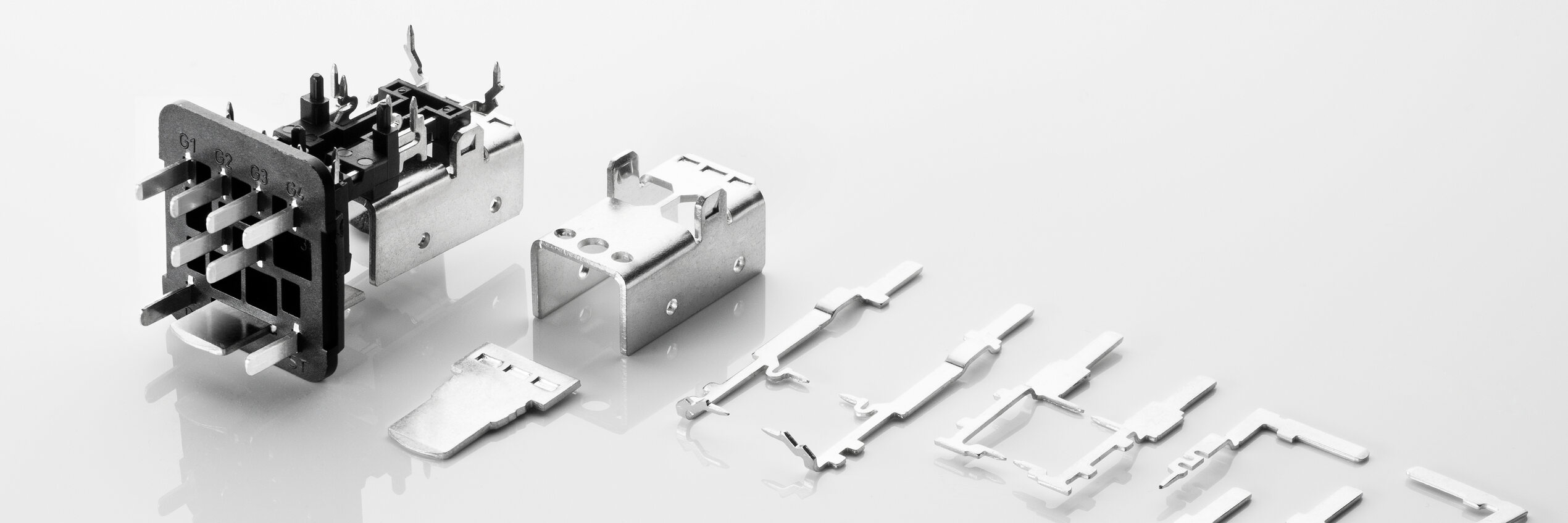 Our solutions for the production of connectors
