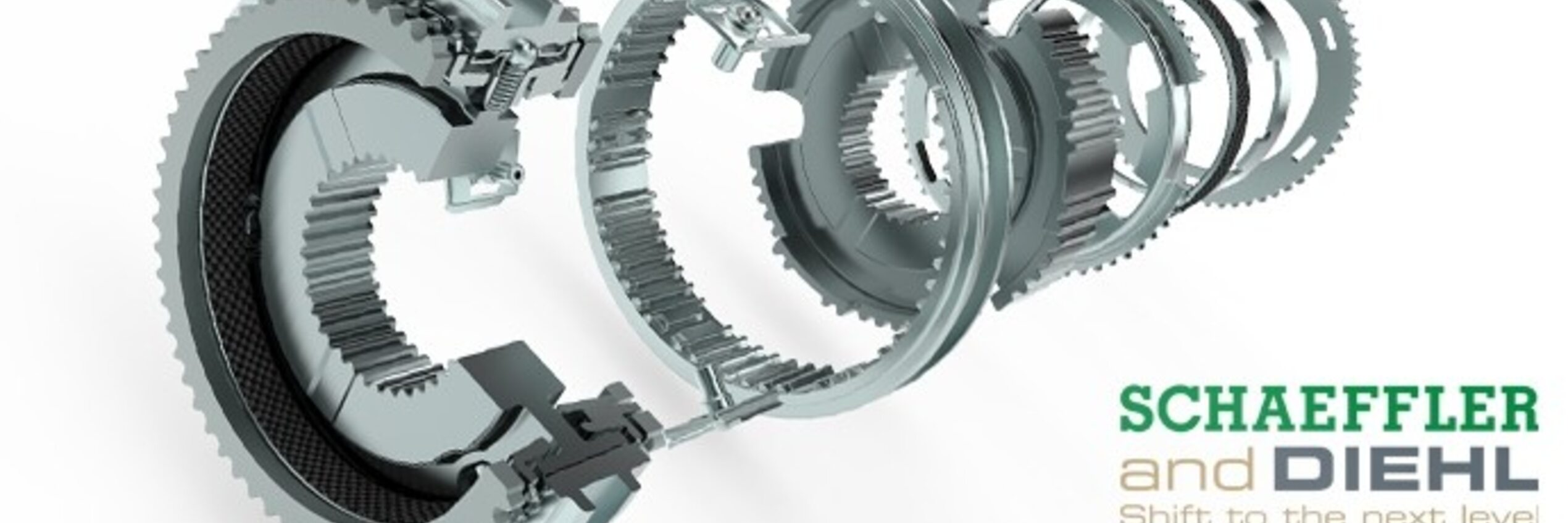 Schaeffler and Diehl Metall – shift to the next level