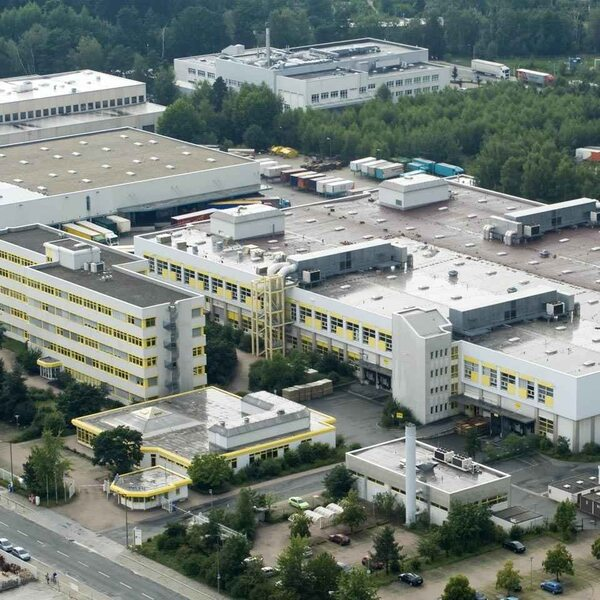 The switch systems division moves to Donaustraße:
