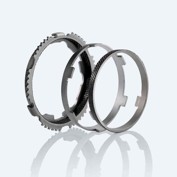 Diehl now also produces steel synchro rings: