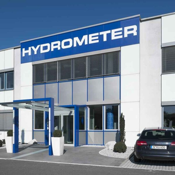 Hydrometer joins the Diehl Group: