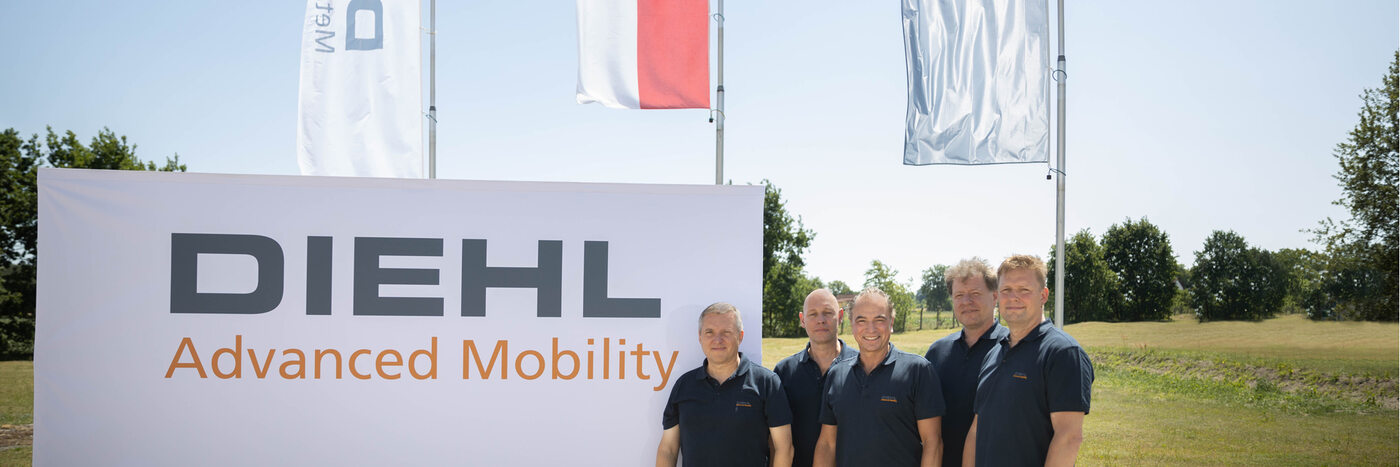 With a new name into a mobile future:  ZIMK becomes Diehl Advanced Mobility