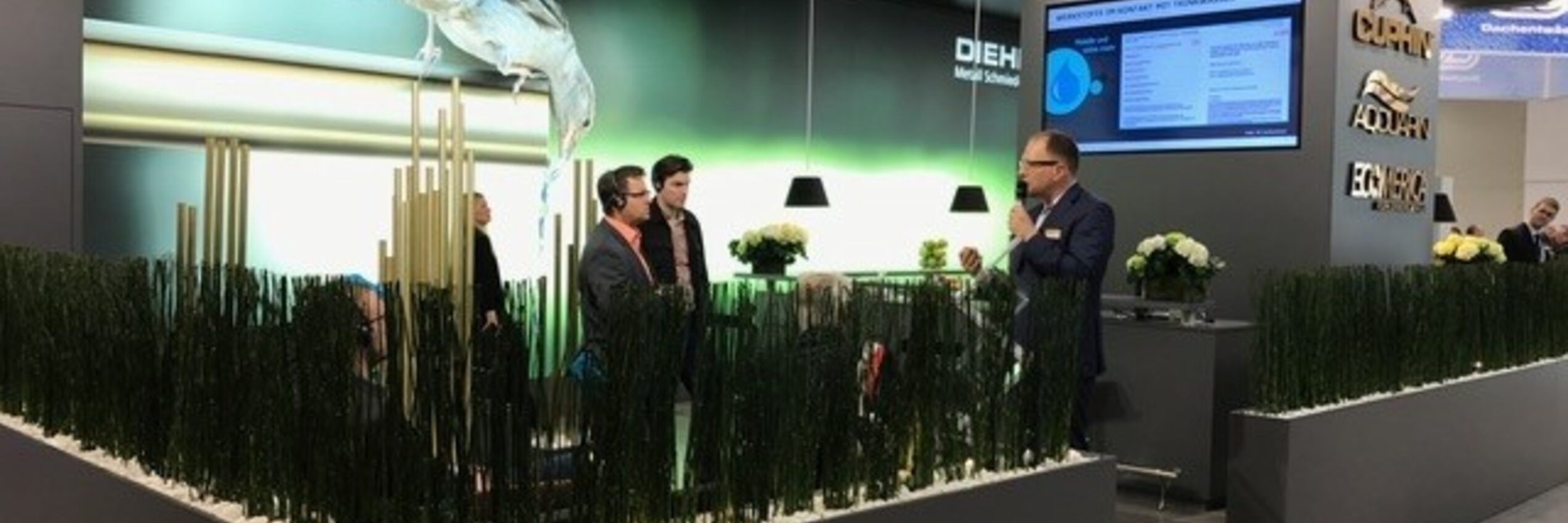 ISH: Successful Trade Fair for Diehl Metall