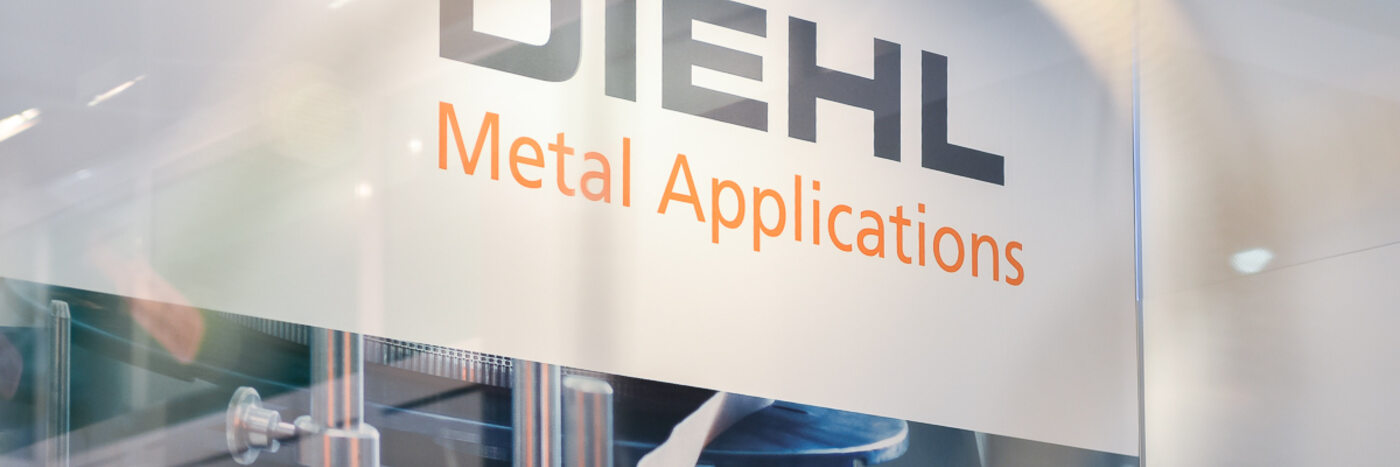 Diehl Metal Applications at electronica 2018 in Munich